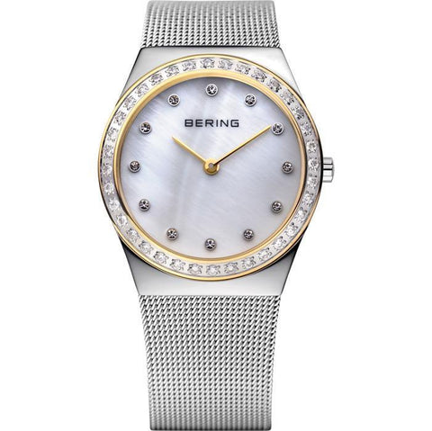 Bering Classic 12430-010 White 30 mm Women's Watch - COCOMI