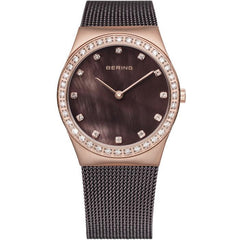Bering Classic 12430-262 Mother Of Pearl 30 mm Women's Watch - COCOMI