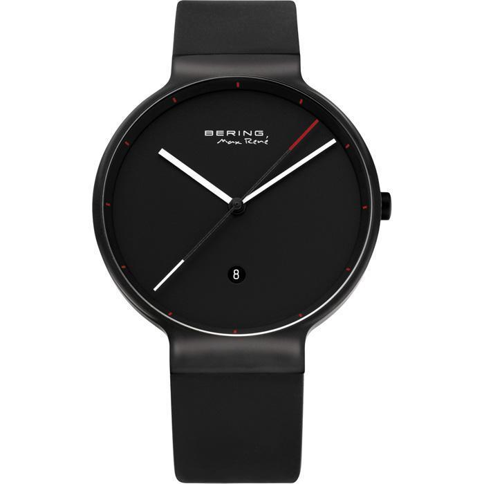 Bering Classic 12639-822 Black 39 mm Women's Watch - COCOMI
