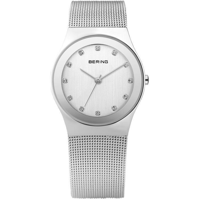 Bering Classic 12924-000 Silver 27 mm Women's Watch - COCOMI