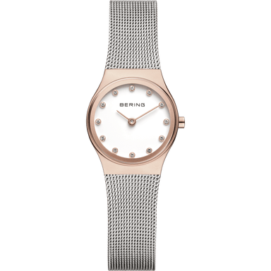 Classic 12924-064 Silver 24 mm Women's Watch-Bering-COCOMI