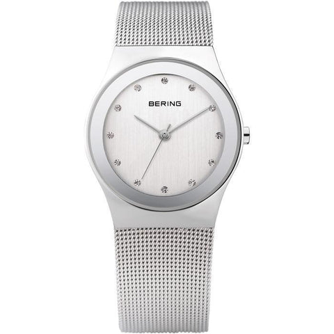 Bering Classic 12927-000 White 27 mm Women's Watch - COCOMI