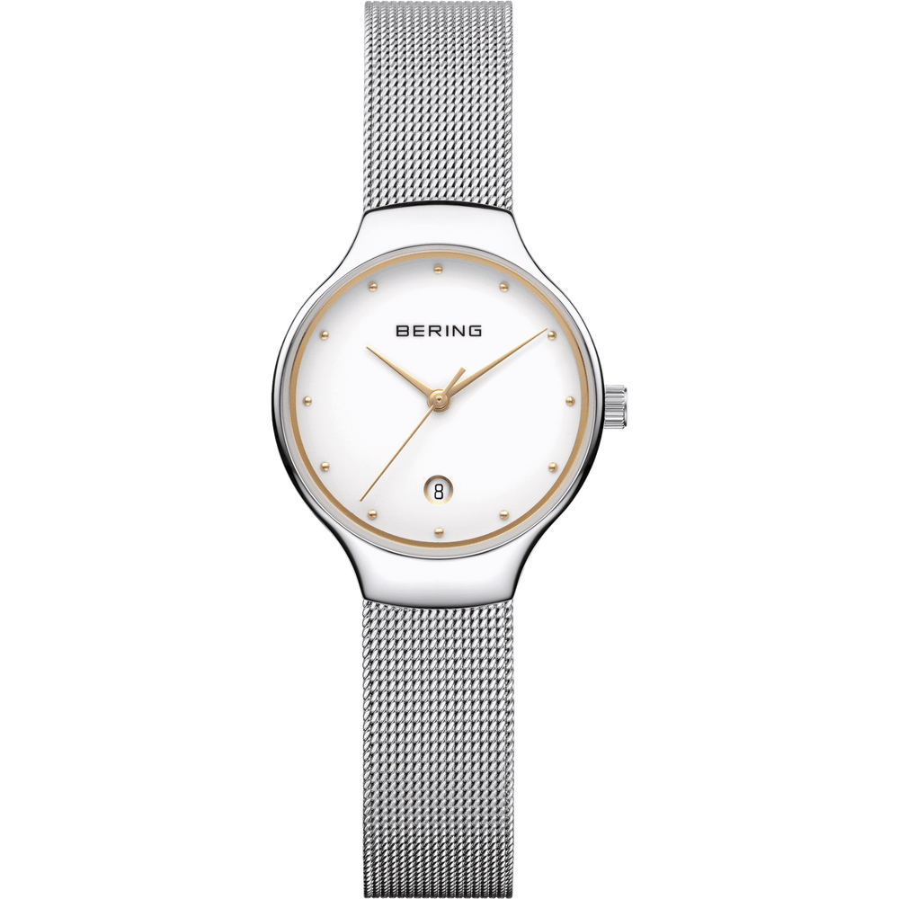 Classic 13326-001 White 26 mm Women's Watch-Bering-COCOMI