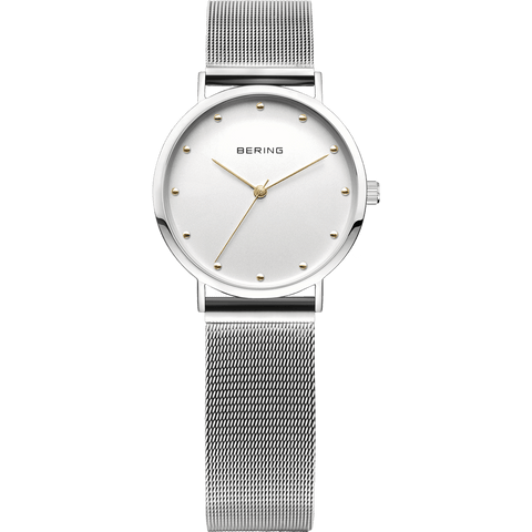 Bering Classic 13426-001 White 26 mm Women's Watch - COCOMI