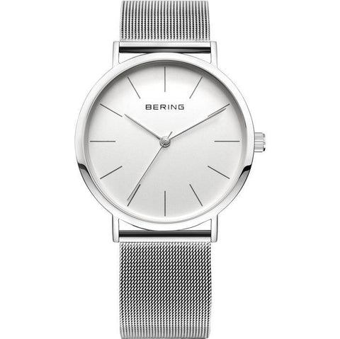 Bering Classic 13436-000 White 36 mm Unisex Watch - COCOMI
