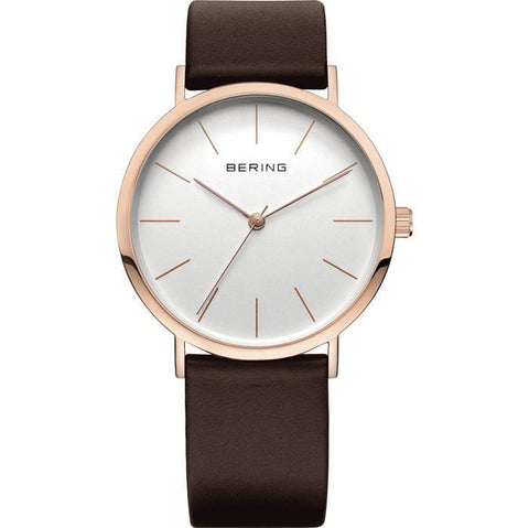 Bering Classic 13436-564 White 36 mm Unisex Watch - COCOMI