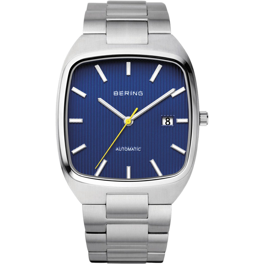 Automatic 13538-707 Blue 38 mm Men's Watch-Bering-COCOMI