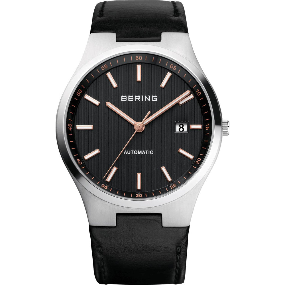 Automatic 13641-402 Black 41 mm Men's Watch-Bering-COCOMI