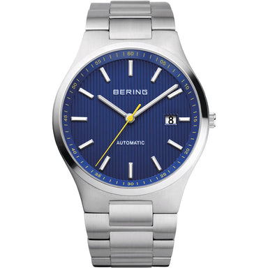 Automatic 13641-707 Blue 41 mm Men's Watch-Bering-COCOMI