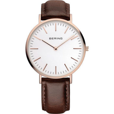 Classic 13738-564 White 38 mm Men's Watch-Bering-COCOMI