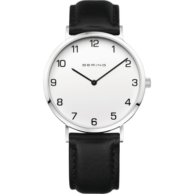 Classic 13940-404 White 40 mm Men's Watch-Bering-COCOMI