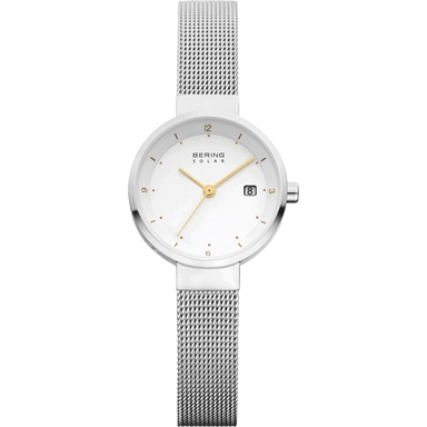 Solar 14426-001 White 26 mm Women's Watch-Bering-COCOMI