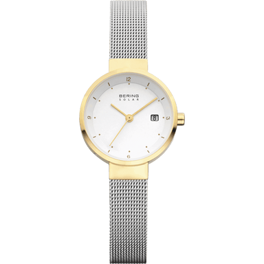 Solar 14426-010 White 26 mm Women's Watch-Bering-COCOMI