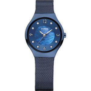 Bering Solar 14427-393 Women's Watch