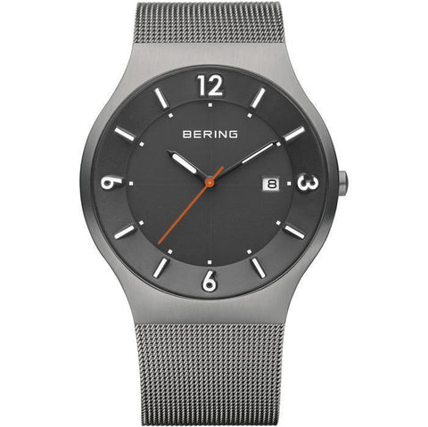 Bering Classic 14440-077 Black 40 mm Men's Watch - COCOMI