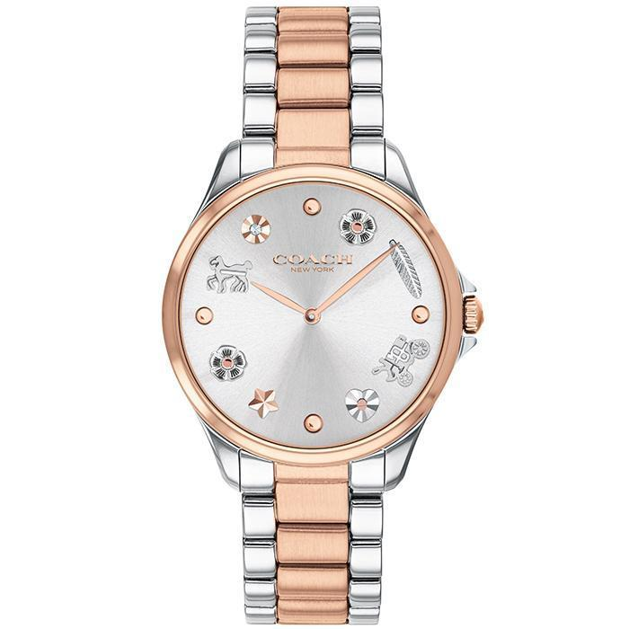 COACH ASTOR TWO TONE Women's Watch (14503065)-COACH-COCOMI