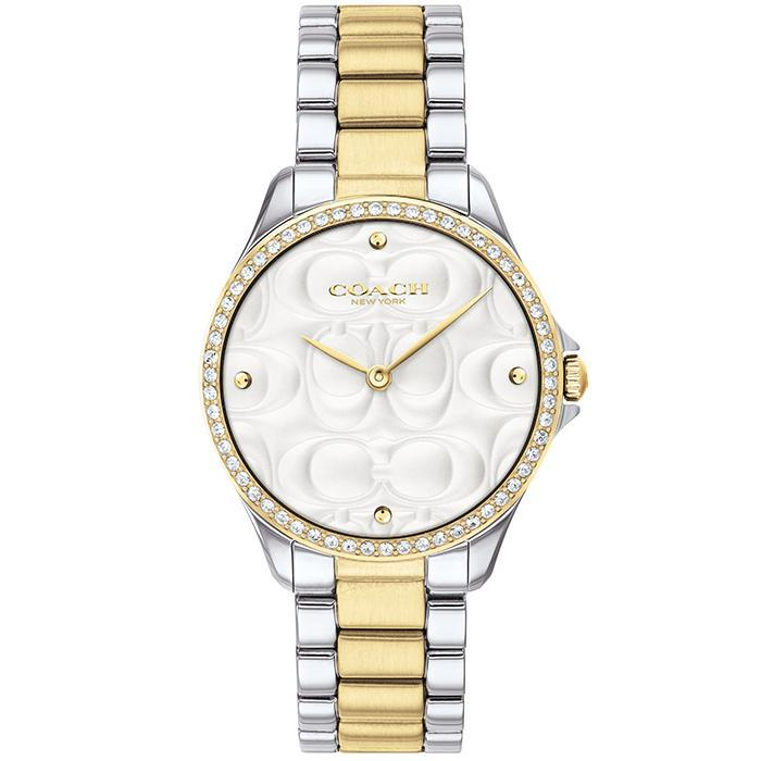 COACH ASTOR TWO TONE Women's Watch (14503073)-COACH-COCOMI