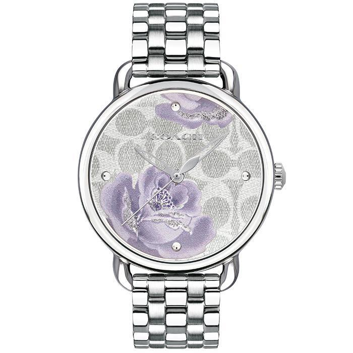 COACH DELANCEY SILVER Women's Watch (14503163)-COACH-COCOMI