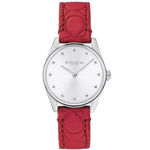 COACH MODERN LUXURY RED Women's Watch (14503209)-COCOMI