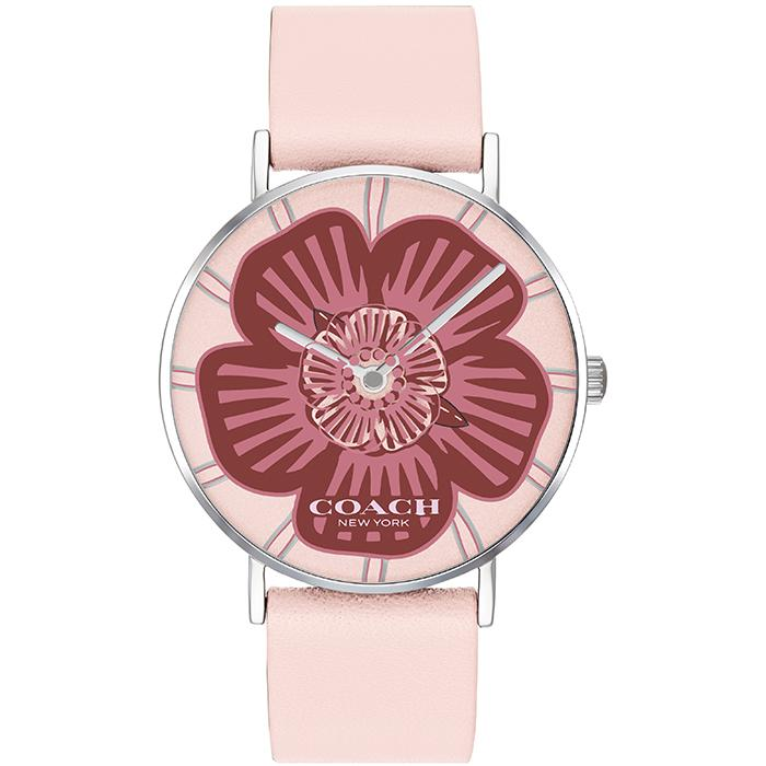 Coach Perry Pink 36 mm Women's Watch (14503231)-COACH-COCOMI