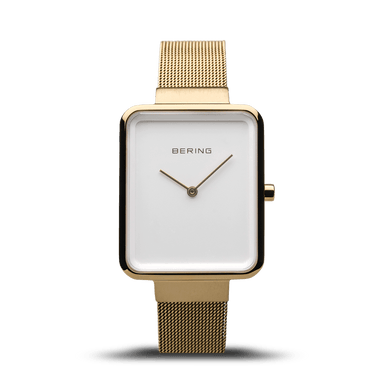 Bering Classic White 28 mm Women's Watch (14528-334)-Bering-COCOMI