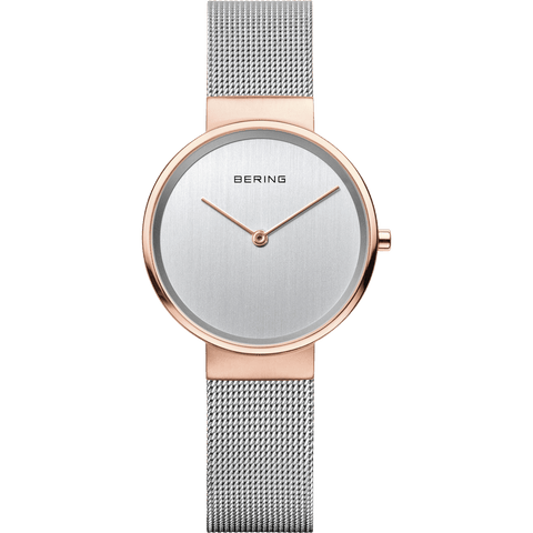 Bering Classic 14531-060 Silver 31 mm Women's Watch - COCOMI