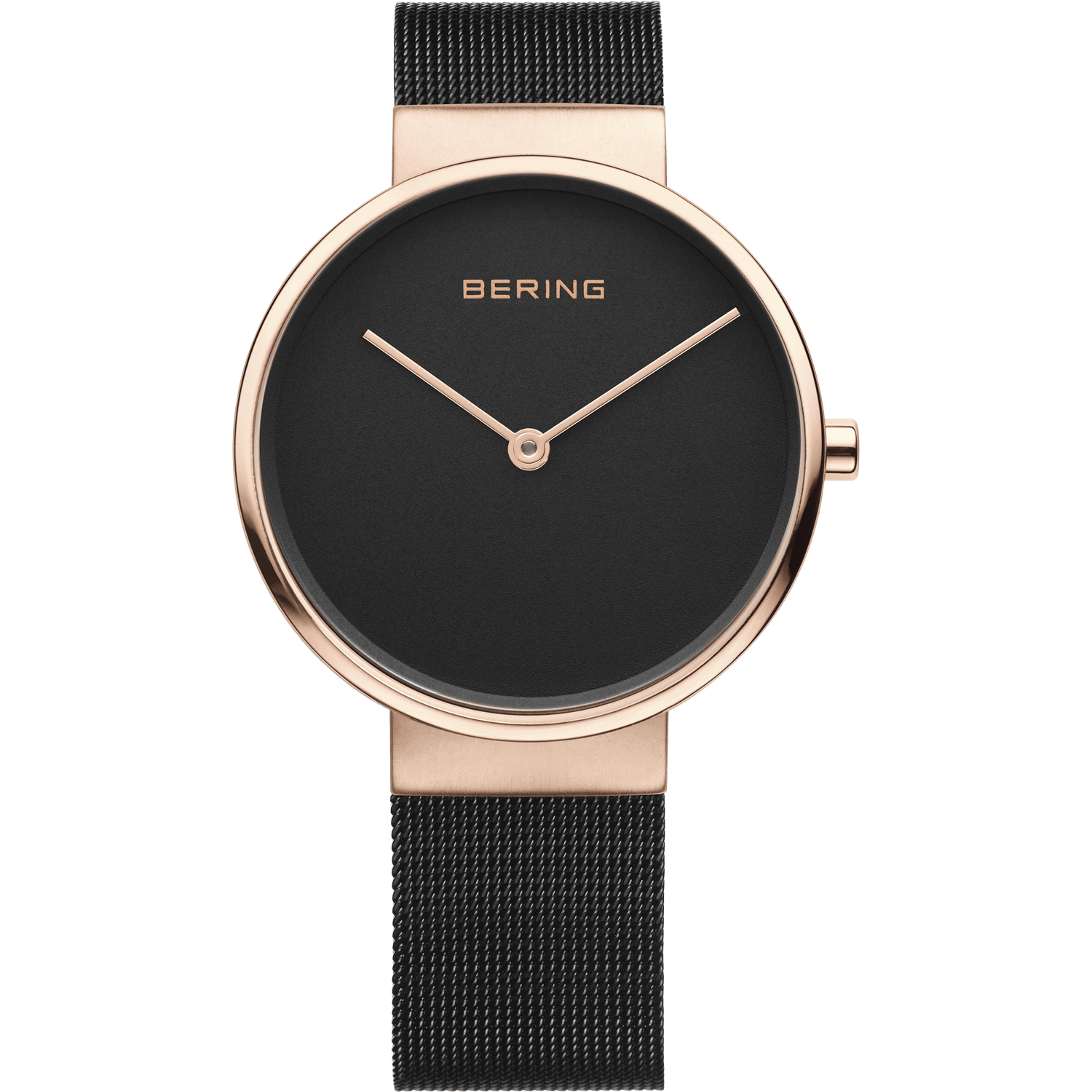 Bering Classic 14539-166 Black 39 mm Unisex Watch - COCOMI
