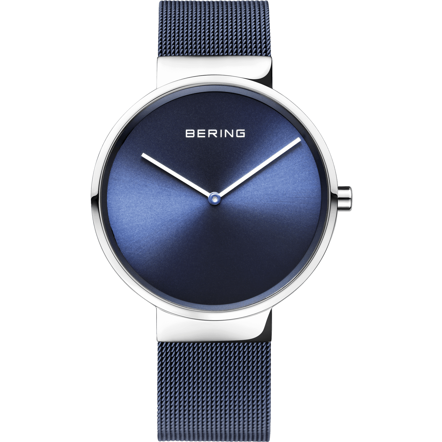 Bering Classic 14539-307 Blue 39 mm Unisex Watch - COCOMI