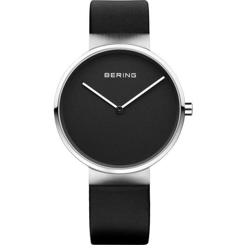 Bering Classic 14539-402 Black 39 mm Women's Watch - COCOMI