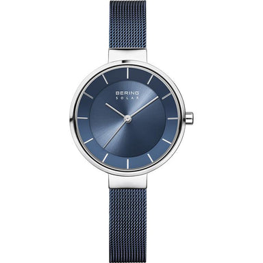 Bering Solar Blue 31 mm Women's Watch (14631-307)-Bering-COCOMI