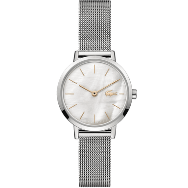 Lacoste Grey Mother Of Pearl Women's Watch (2001121)-COCOMI