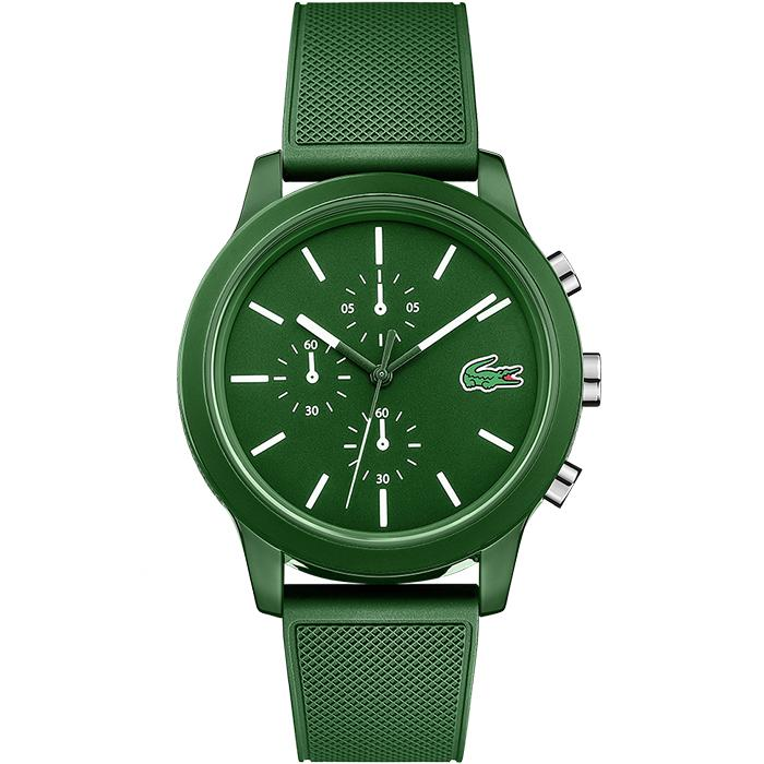 Lacoste Green Men's Watch (2010973)-COCOMI