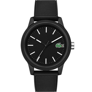 Lacoste Black Men's Watch (2010986)-COCOMI