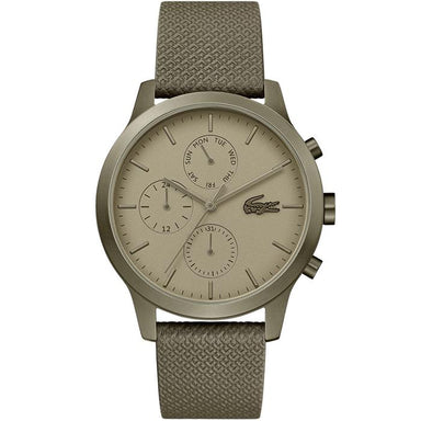 Lacoste Khaki Men's Watch (2010999)-COCOMI