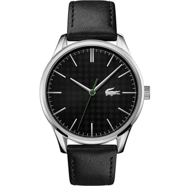 Lacoste Black Men's Watch (2011047)-COCOMI