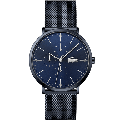 Lacoste Blue Men's Watch (2011058)-COCOMI