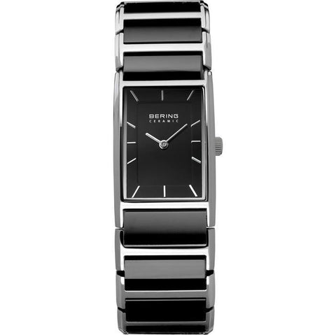 Bering Ceramic 30121-742 Black 21 mm Women's Watch - COCOMI