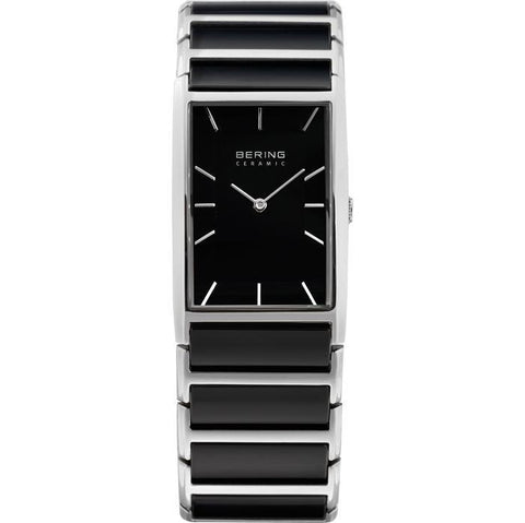 Bering Ceramic 30125-742 Black 25 mm Women's Watch - COCOMI