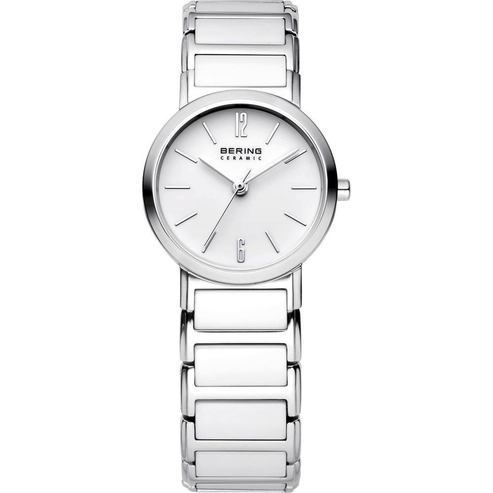 Ceramic 30226-754 White 26 mm Women's Watch-Bering-COCOMI