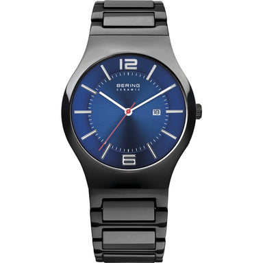 Ceramic 31739-747 Blue 39 mm Men's Watch-Bering-COCOMI