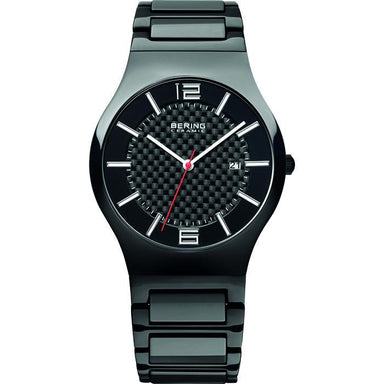 Ceramic 31739-749 Black 39 mm Men's Watch-Bering-COCOMI