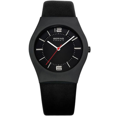 Bering Ceramic Black 35 mm Unisex Watch (32035-642)-Bering-COCOMI