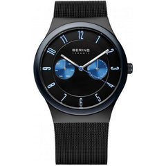 Bering Ceramic 32139-227 Black 35 mm Men's Watch - COCOMI