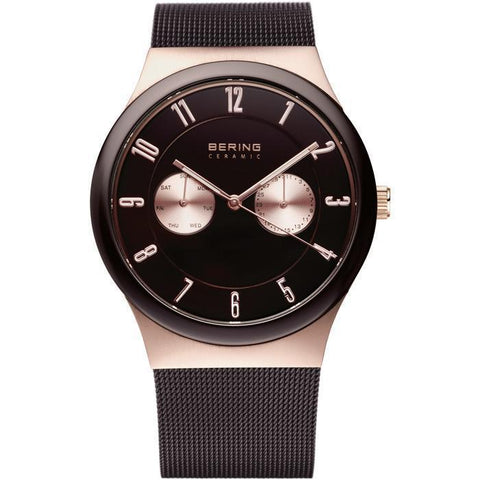 Bering Ceramic 32139-265 Black 39 mm Men's Watch - COCOMI