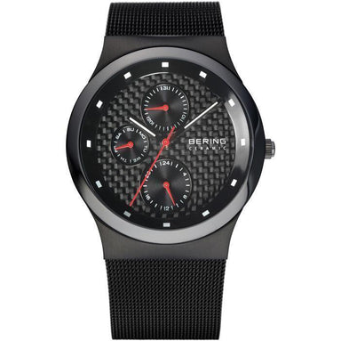 Ceramic 32139-309 Black 39 mm Men's Watch-Bering-COCOMI