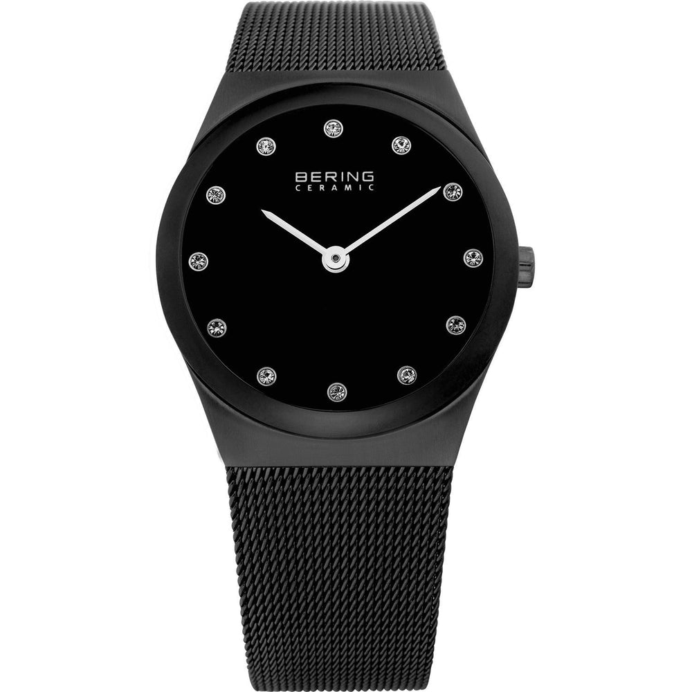Ceramic 32230-382 Black 30 mm Women's Watch-Bering-COCOMI