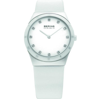 Bering Ceramic White Women's Watch (32230-684)-COCOMI