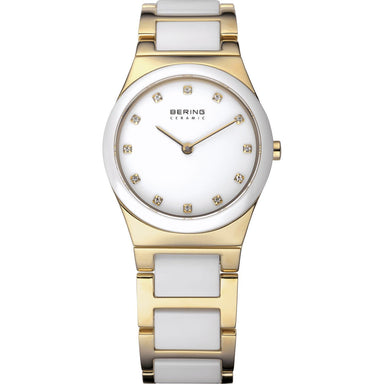 Ceramic 32230-751 White 30 mm Women's Watch-Bering-COCOMI