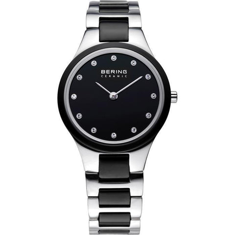 Bering Ceramic 32327-742 Black 27 mm Women's Watch - COCOMI