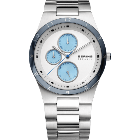 Bering Ceramic 32339-707 White 39 mm Men's Watch - COCOMI